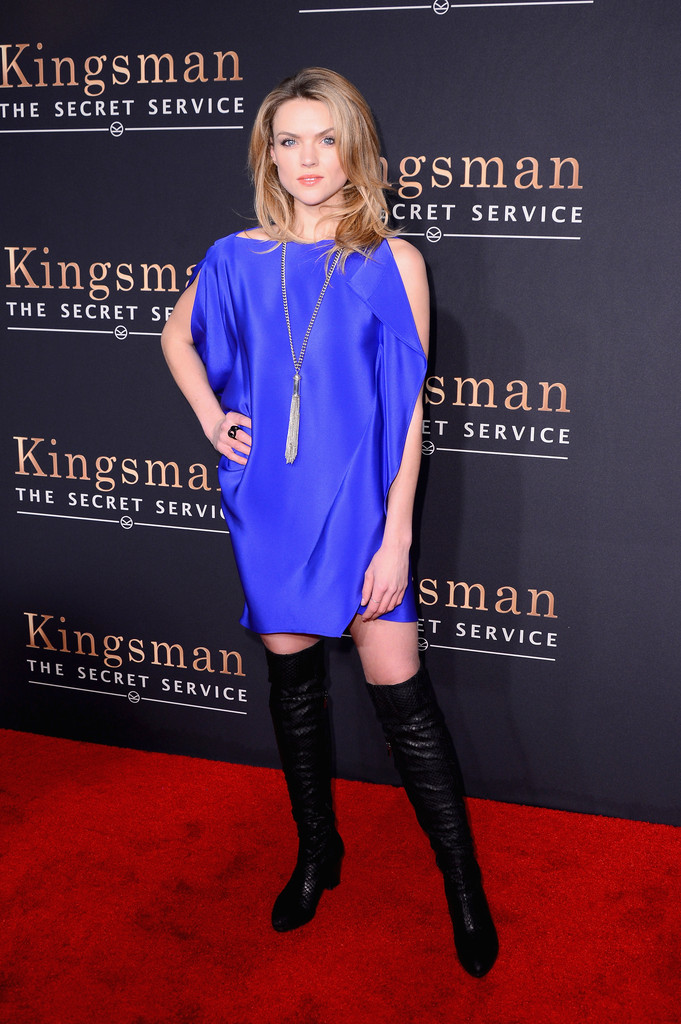 Erin Richards Over The Knee Boots Over The Knee Boots