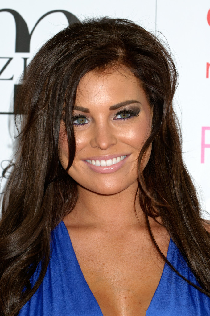 More Pics Of Jessica Wright False Eyelashes 2 Of 6 False Eyelashes Lookbook Stylebistro