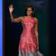 Michelle Obama in Tracy Reese