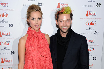 Eva Amurri Chris Benz The Heart Truth's Red Dress Collection 2011 - Arrivals - MBFW
