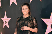 Eva Longoria Maternity Dress