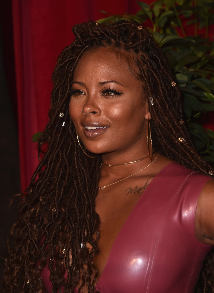 Eva Marcille Nude Photos 72