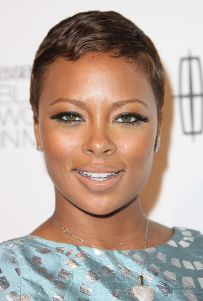 Eva Pigford Pixie [hair,face,eyebrow,hairstyle,lip,skin,forehead,beauty,head,chin,black women in music,eva pigford,arrivals,essence,third annual essence,california,los angeles,belasco theatre,event]