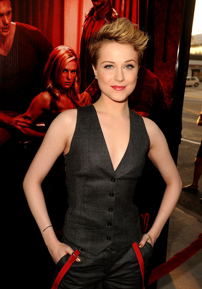 Evan Rachel Wood Diamond Bracelet
