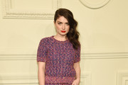 Eve Hewson Metallic Purse