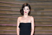 Eve Hewson Strapless Dress
