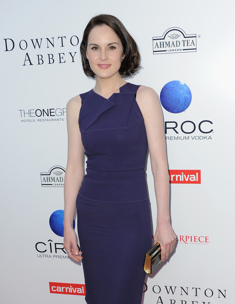 More Pics of Michelle Dockery B.o.B (1 of 26) - Michelle Dockery Lookbook - StyleBistro