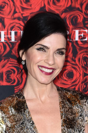 Julianna Margulies oozed sophistication wearing this chignon at the Evening Honoring Carolina Herrera event.