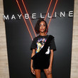 Jourdan Dunn at the Maybelline Mansion