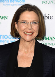 Annette Bening kept it classic with this bob at the Evening of SeriousFun event.