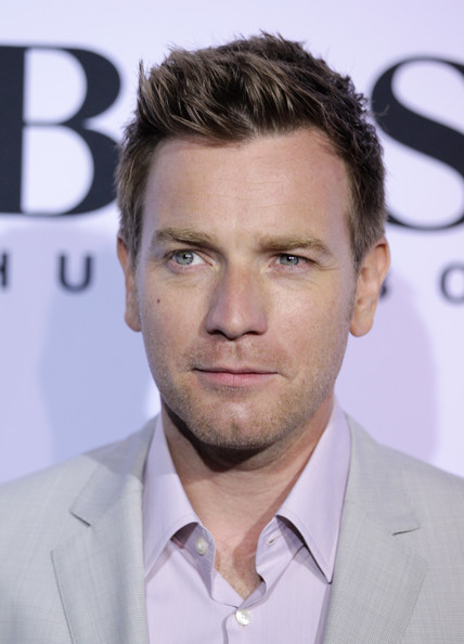 Ewan McGregor Hair