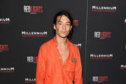 Ezra Miller Canvas Sneakers
