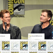 Kevin Williamson and Kevin Bacon