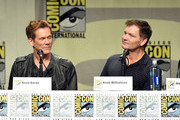 Kevin Williamson and Kevin Bacon Photo