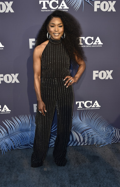 Look of the Day: August 3rd, Angela Bassett
