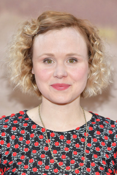 Alison Pill looked youthful with her short curls at the 'You're the Worst' FYC event.