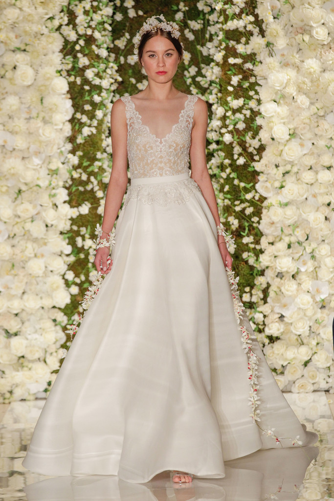 Reem acra fall 2015 the best wedding dresses from for October wedding dresses