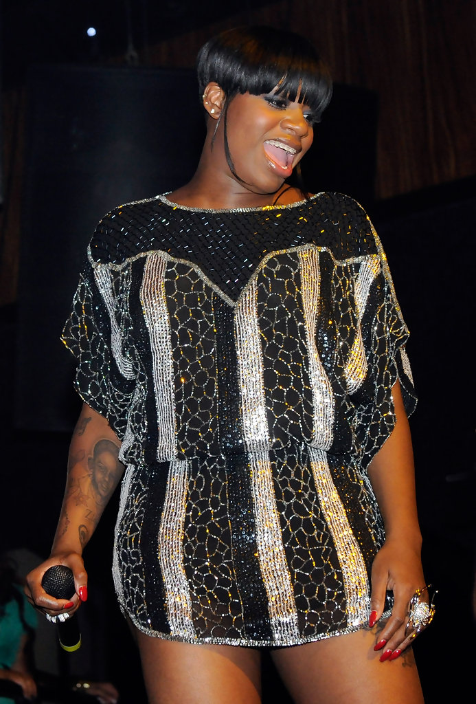More Pics Of Fantasia Barrino Layered Razor Cut 41 Of 47 Short Hairstyles Lookbook Stylebistro
