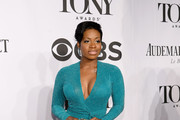 Fantasia Barrino Wrap Dress