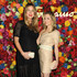 (L-R) Photographer Claiborne Swanson Frank and Amanda Hearst attend the Ferragamo Celebrates The Launch Of L'Icona Highlighting The 35th Anniversary Of Vara at The McKittrick Hotel, Home of Sleep No More on April 30, 2013 in New York City.