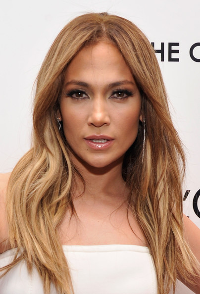 More Pics of Jennifer Lopez Strapless Dress (1 of 42) - Jennifer Lopez Lookbook - StyleBistro