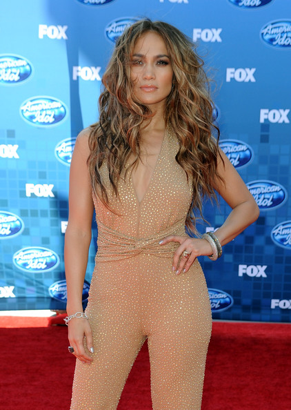 More Pics of Jennifer Lopez Jumpsuit (1 of 24) - Jennifer Lopez Lookbook - StyleBistro