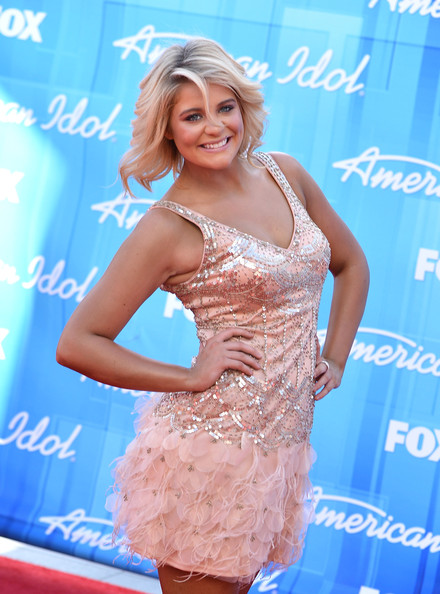 More Pics of Lauren Alaina Peep Toe Pumps (4 of 11) - Lauren Alaina Lookbook - StyleBistro