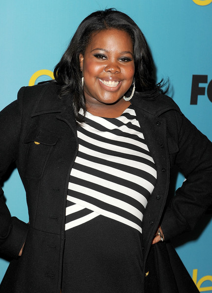 More Pics of Amber Riley Silver Ring (1 of 6) - Amber Riley Lookbook - StyleBistro