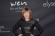 Frances Fisher Little Black Dress