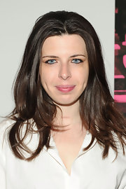 Heather Matarazzo kept her hair low maintenance with this long layered 'do.