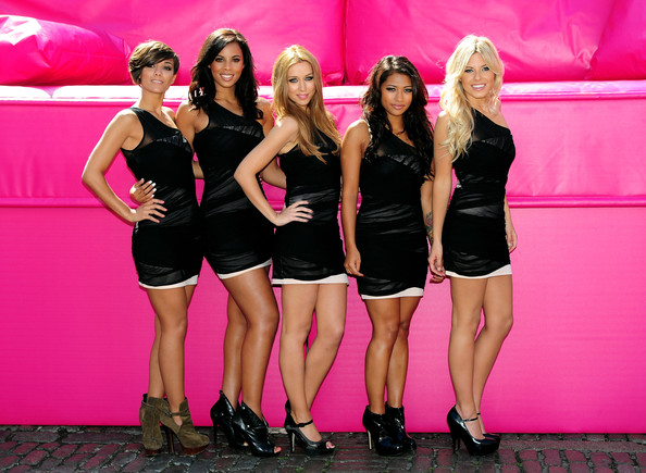 Frankie Sandford Ankle Boots [clothing,pink,lady,fashion,dress,event,cocktail dress,footwear,leg,thigh,king,una healy,vanessa white,rochelle wiseman,frankie sandford,mollie,l-r,t-mobile,big sofa/night in - launch,launch]
