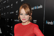 Emma Stone attends the