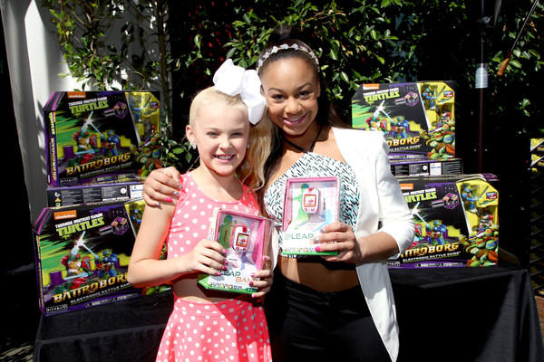 More Pics of JoJo Siwa Ponytail (1 of 7) - Long Hairstyles Lookbook - StyleBistro [people,fun,child,event,adaptation,photography,party,vacation,recreation,leisure,stop attack pre kids choice,dancers,jojo siwa,california,hollywood,the redbury hotel,gbk,nia sioux,stop attack pre kids choice gift lounge]