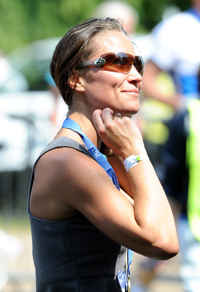 More Pics of Pippa Middleton Running Shoes (1 of 8) - Pippa Middleton Lookbook - StyleBistro