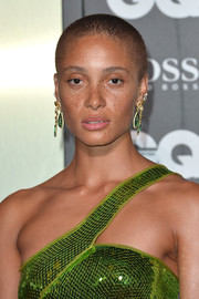 Adwoa Aboah stuck to her signature buzzcut at the 2019 GQ Men of the Year Awards.