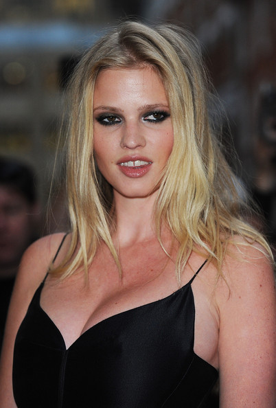 More Pics of Lara Stone Smoky Eyes (4 of 14) - Lara Stone Lookbook - StyleBistro