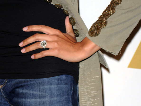 More Pics of Monica Engagement Ring (4 of 10) - Monica Lookbook - StyleBistro