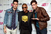 Gabe Saporta Denim Jacket