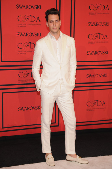 Gabe Saporta Men's Suit