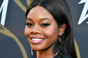 Gabrielle Douglas Long Straight Cut
