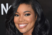Gabrielle Union Medium Wavy Cut