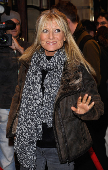 Gaby Roslin Patterned Scarf