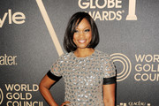 Garcelle Beauvais Cocktail Dress