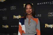 Garcelle Beauvais Strappy Sandals