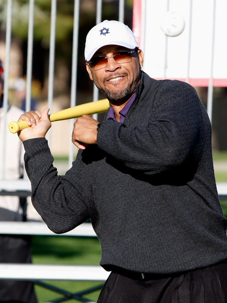 Gary Sheffield Rimless Sunglasses