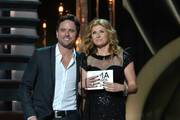 Connie Britton and Charles Esten Photo
