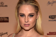 Genevieve Morton Long Straight Cut