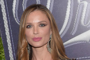 Georgina Chapman Long Curls