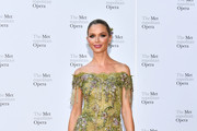 Georgina Chapman Off-the-Shoulder Dress