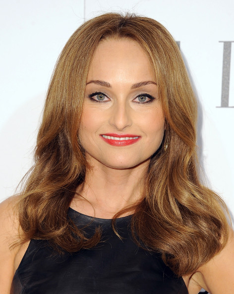 Giada De Laurentiis Long Wavy Cut